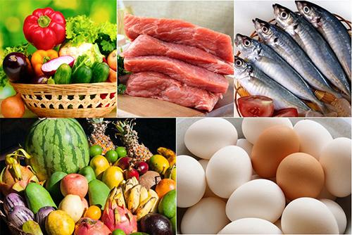 Phương pháp sử dụng và chế biến thực phẩm có lợi cho sức khỏe