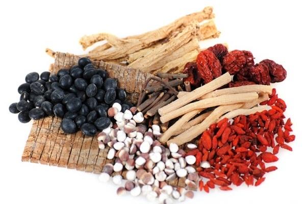 Các vị thuốc bổ thận ích tinh giúp da hồng hào, không đen sạm