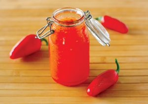 Tác dụng ớt cay với sức khỏe con người bạn nên biết