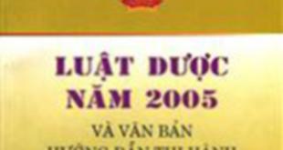 luat-duoc-2005-thuoc-nam