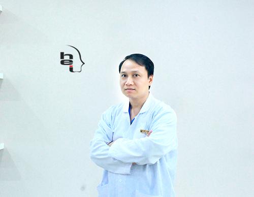 Bác sĩ Mai Mạnh Tuấn - Viện thẩm mĩ Hà Nội