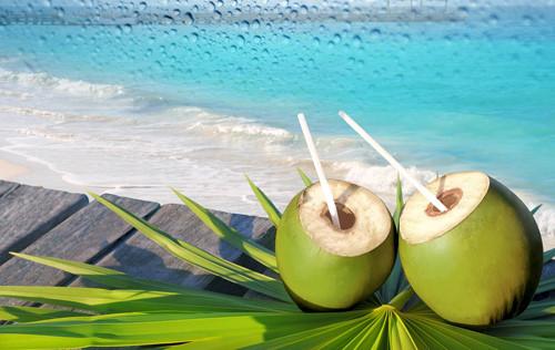 Thức uống ưa thích lại là bài thuốc hay – nước dừa