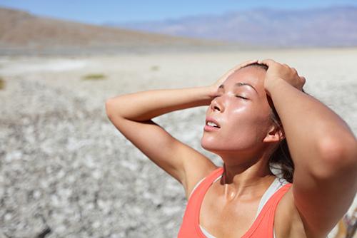 Cung cấp lượng nước đầy đủ khiến cơ thể khỏe mạnh hơn