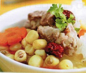 YHCT giới thiệu một số món ăn bài thuốc phòng chống giá lạnh