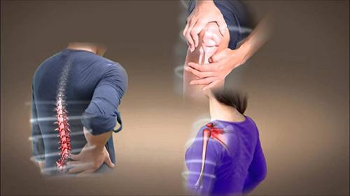 Đau nhức xương khớp là tình trạng bệnh thường gặp ở người cao tuổi