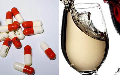 Thuốc giảm đau sử dụng cùng rượu chính là độc dược với gan