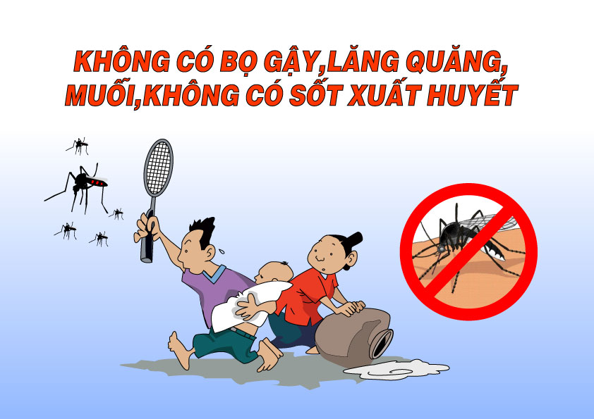 Phòng chống sốt xuất huyết với những mẹo đuổi muỗi hiệu quả
